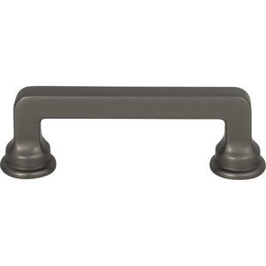 "Atlas Homeware - Oskar - 3"" Centers Handle in Slate"