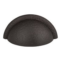 "Atlas Homewares - Olde World - 3"" Centers Cup Pull in Oil Rubbed Bronze"