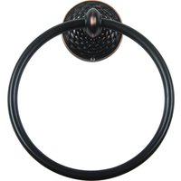 Atlas Homewares - Mandalay - Towel Ring in Venetian Bronze